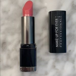 Make up for ever professional pink lipstick